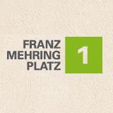 Die Nummer 1 am Platz. Am Franz-Mehring-Platz um genauer sein. Kreativ, kulturell, modular, interdisziplinär ... so wie die Website – die wahrscheinlich erste und einzige Website der Welt auf der ein echter Paternoster in Dauerschleife fährt.