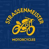 Name, Logo und Webauftritt aus einer Hand für den Star der Bikerszene: Strassenmeister Motorcycles!